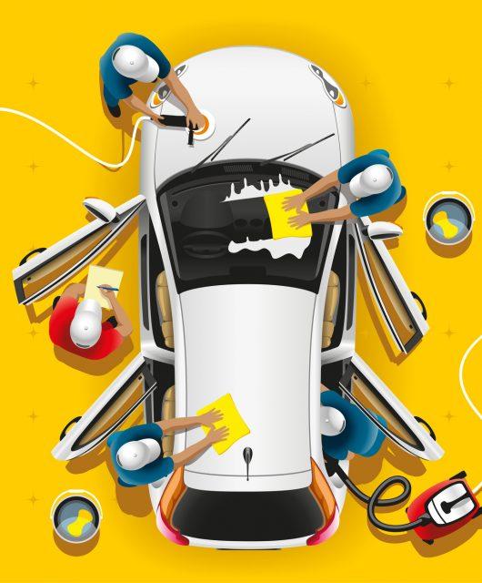 Nouveaux services automobiles