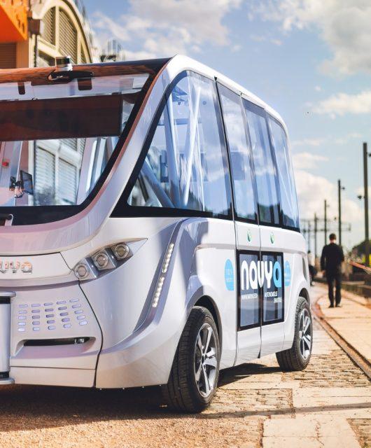 Navettes autonomes, mobilité de 2030