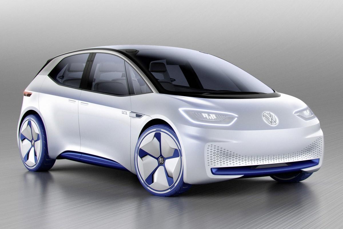 Volkswagen I.D profil view
