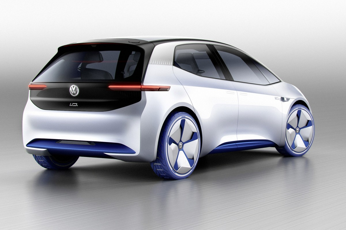 Volkswagen I.D back