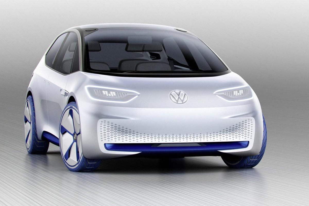 Volkswagen I.D front view